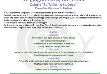 LOCANDINA IL GIOCO DEL PIACERE 12.06.2014