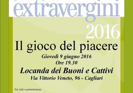 Torna a Cagliari il Gioco del Piacere, per conoscere gli oli extravergini d'oliva