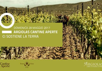 Argiolas Cantine Aperte 2017 - Serdiana, Via Roma 28 - Domenica 28 Maggio 2017 dalle ore 10 - ParteollaClick